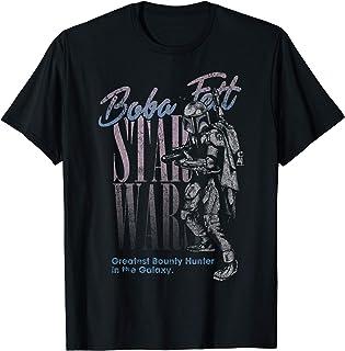 Star Wars Boba Fett The Greatest Camiseta