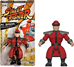 Funko M. Bison Savage World Mini Action Figure + 1 Video Games Themed Trading Card Bundle [37832]