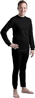 Beged Men's Thermal Long John Underwear Set – Heat Retention