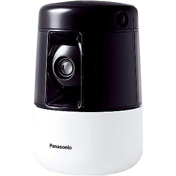 パナソニック ペットカメラ スマ@ホーム 自動追尾機能搭載 屋内HDペットカメラ KX-HDN205-K