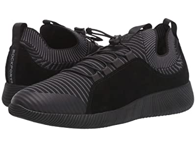 Rockport City Lites Robyne Knit Bungee (Black) Women