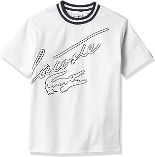 Boys' Short Sleeve Script Semi Fancy T-Shirt
