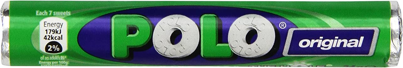 Nestle Polo Mint Roll England (12 Pack)
