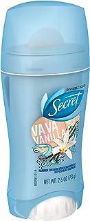 Secret Fresh Va Va Vanilla Invisible Solid Antiperspirant & Deodorant - 2.6 oz