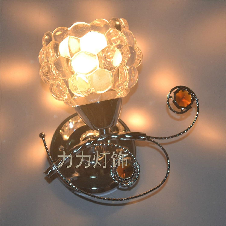 calidad de primera clase Moderno minimalista de cristal lámpara de parojo parojo parojo para salón o dormitorio mesilla de noche pasillo iluminación de la lámpara  bajo precio del 40%