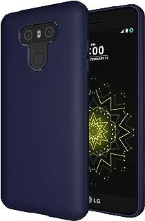 LG G6 Case, Diztronic Full Matte TPU Series - Slim-Fit Soft-Touch Thin & Flexible Phone Case for LG G6 - Navy Blue