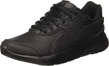 Puma Unisex's Escaper Sl Black Bl Sneakers