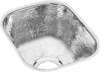 Elkay SCUH1012SH Gourmet Speciality Collection Sink, Hammered