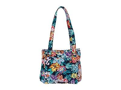 Vera Bradley Multi-Compartment Shoulder Bag