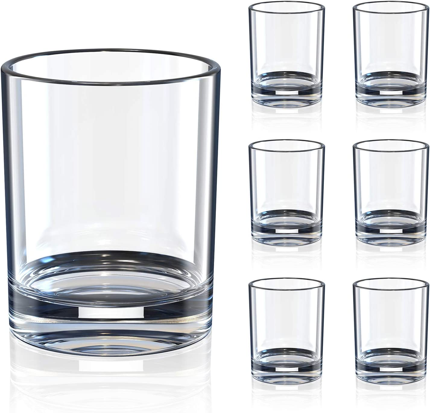 Whiskey Drinking Max 67% OFF Glasses 7 Ounce Free Shipping Cheap Bargain Gift Ol Cocktail Style Rock