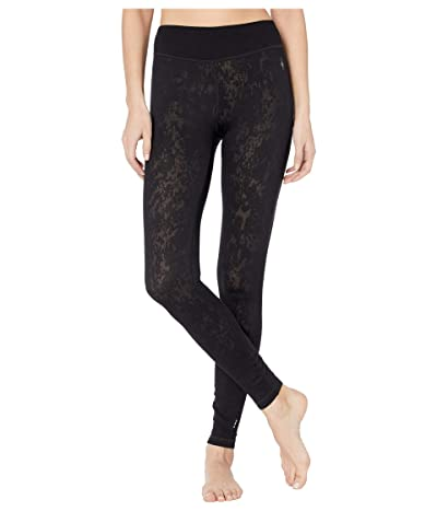 Smartwool Merino 150 Lace Base Layer Bottoms (Black) Women