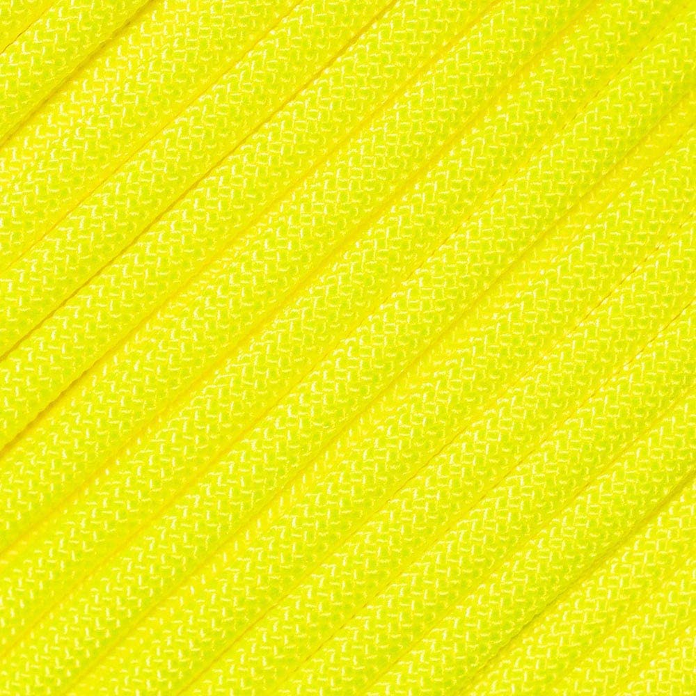 West Coast Paracord Raleigh Ranking integrated 1st place Mall Vibrant Solid Neon - 550 Available