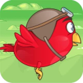 Flappy Red Wings - Is it a Bird? Is it a Plane?