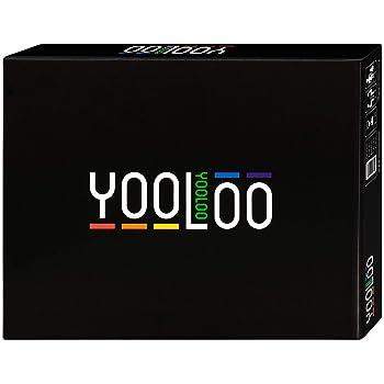 YOOLOO - Un Gioco di Carte Fantastico Adatto per Tutta la Famiglia o Come Gioco di società - Nuova Versione - (da 2 a 8 Persone)