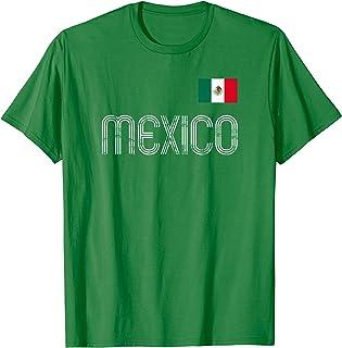 Mexico Football Soccer Retro Vintage Style T-Shirt