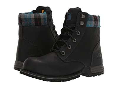 Caterpillar Kenzie Steel Toe (Black Ventura) Women