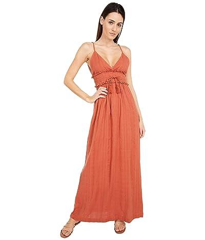 Roxy Venture Free Dress (Auburn) Women