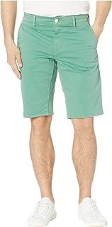 [ヒューゴボス] メンズ ハーフ&ショーツ Regular Fit Satin Stretch Shorts [並行輸入品]