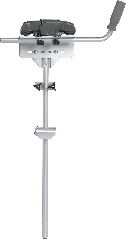 Drive Medical Omaha Mall 10105-1 Platform Walker Attachment Crutch Silver Ranking TOP20