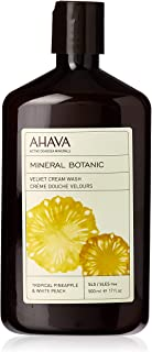 AHAVA Mineral Botanic Cream Wash, Pineapple, 500ml