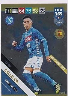 Panini Adrenalyn XL FIFA 365 2020 Juventus Inter de Milán Napoli Tarjetas-Italia