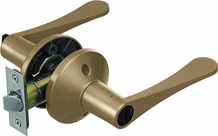 リフォーム用レバー錠表示錠(トイレ用)ゴールド