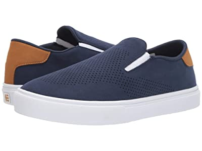 etnies Cirrus (Navy/Tan) Men