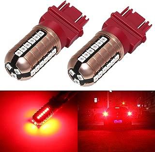Phinlion 3157 LED Brake Light Bulbs Super Bright 3000...