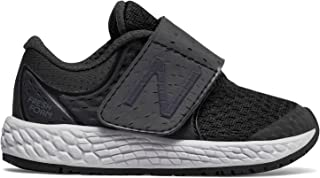 (ニューバランス) New Balance 靴?シューズ キッズランニング Fresh Foam Zante v4 Black with White ブラック ホワイト US 9.5 (16.5cm)