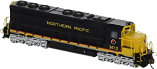 Bachmann Industries Northern Pacific #3612 EMD SD45 DCC Sound Equipped Diesel Locomotive Train (N Scale)