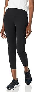 Skechers Womens W03LG31B Go Walk Go Flex 7/8 Backbend High Waisted Yoga Legging Yoga Pants