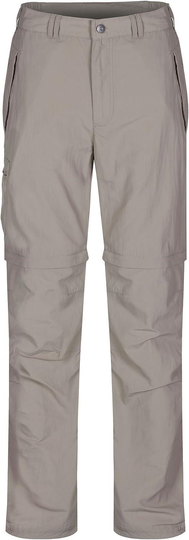 Regatta Leesville Zip Off Homme Pantalons Leesville Zip Off
