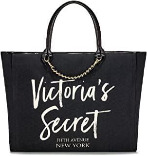 come scegliere vendita all'ingrosso raccolta di sconti Amazon.it: victoria secret - Nero: Valigeria