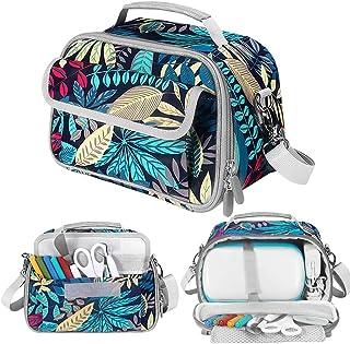 Étui de transport compatible avec Cricut Joy, sac fourre-tout portable avec rangement pour accessoires pour stylo et kit ...