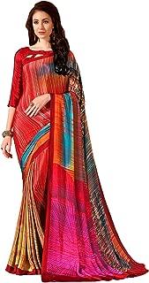 Jaanvi fashion Womens Crepe Silk Printed Saree (celebration-7702-a)