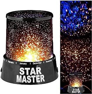 Star Sky Night Romatic Gift Cosmos Master Projector Starry Night Light Lamp