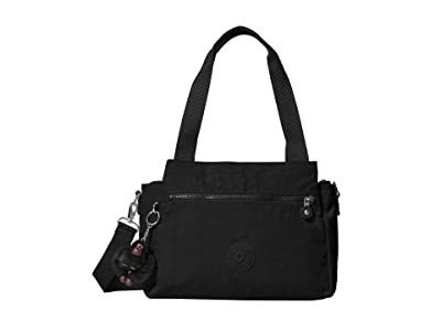 Kipling Elysia Satchel (Black 1) Satchel Handbags