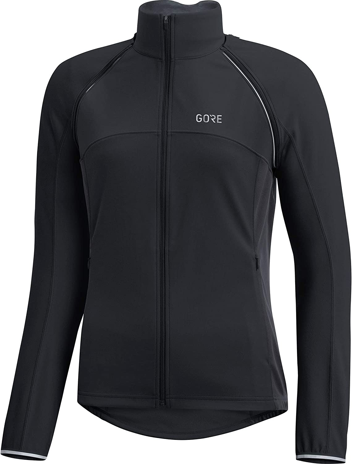 GORE WEAR C3 Ladies ZipOff Jacket Gore Windstopper