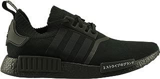 adidas Originals NMD_R1 Pk Mens Running Trainers Sneakers Shoes Prime Knit (UK 6.5 US 7 EU 40, Core Black Bz0220)