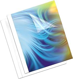 Fellowes Standard Couverture de reliure Thermique 15 mm Blanc