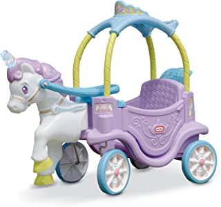Little Tikes Magical Unicorn Carriage Ride On