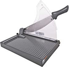 "Swingline Paper Trimmer / Cutter, Guillotine, 14"" Cut Length, 40 Sheet Capacity, Low Force (98150)"