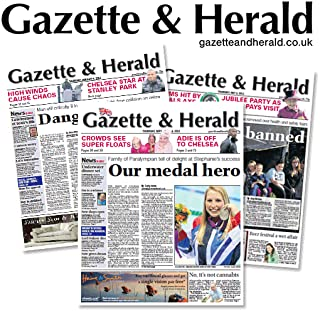 Gazette and Herald  (Kindle Tablet Edition)
