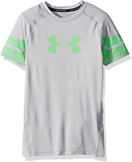 Under Armour Boys Boy Under armour Boys' Armour Graphic Short Sleeve 1311741