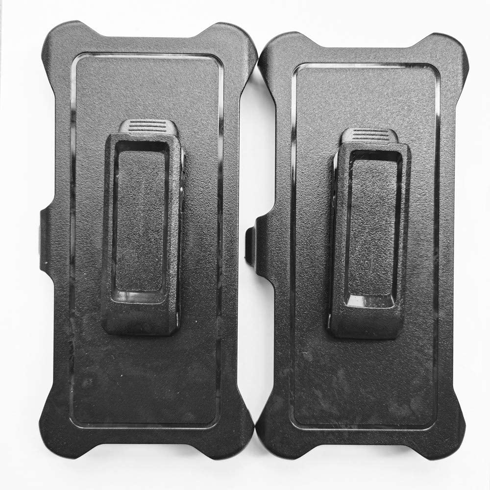 Winfun House 2 PCS Replacement Belt Clip Holster for OtterBox Defender Series Case Samsung Galaxy S20 6.5