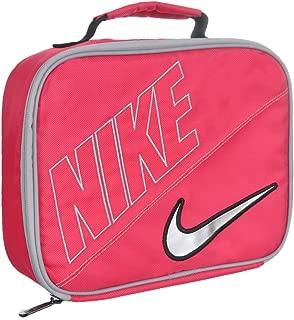 Nike Swoosh Lunch Tote – Dark Pink