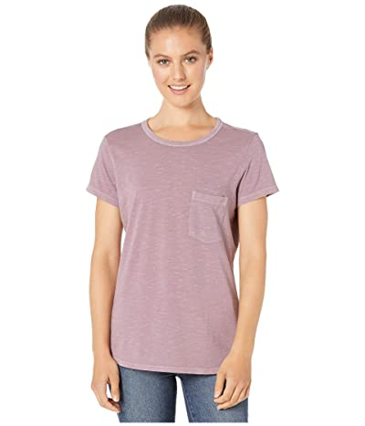 Toad&Co Primo Short Sleeve Crew (Purple Haze) Women