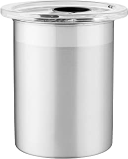 Berghoff Essentials Canister 12 x 6.25 Silver Stainless Steel Food Storage Container – Food Storage