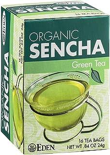 Eden Foods Tea Sencha Green Org