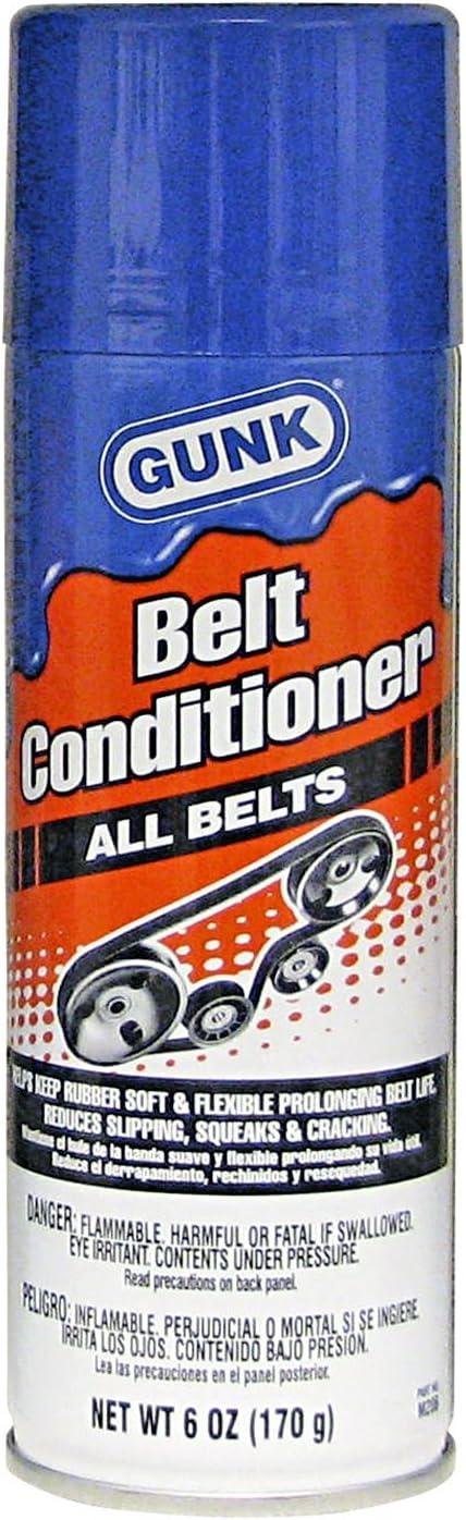 Gunk Tucson Mall Belt Conditioner 6 oz. Aerosol Popular shop is the lowest price challenge